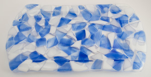 Thumb blue white confetti tray